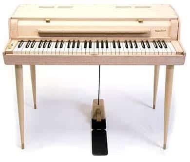 1959 Wurlizer 120 Electric Piano