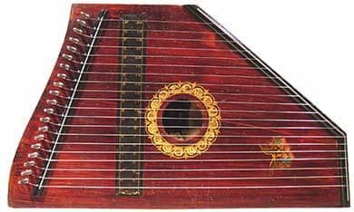 Zither Strings
